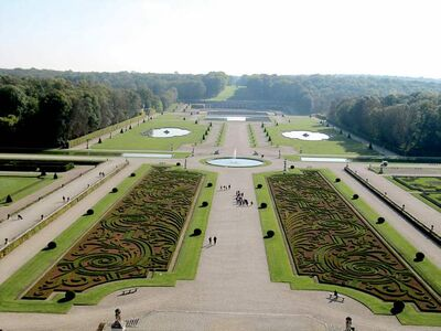When Times Colonist reporter Grania Litwin visited Vaux-le-Vicomte, just three dozen people were on the grounds. The property covers about 40 hectares, compared with Versailles� 800.