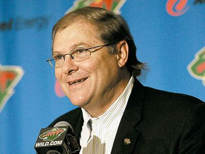 Wild owner Craig Leipold shelled out almost $200 million on two free agents.