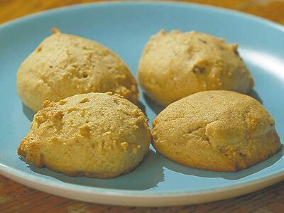 Baba's old country  cookies