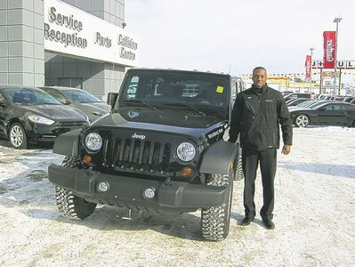 Sales Rep: Andre Clarke