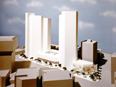 Winnipeg Free Press archives</p><p>June 4, 1974: Conceptual plans were unveiled at a special meeting for the $80 million Winnipeg Square development at Portage Avenue and Main Street.</p>