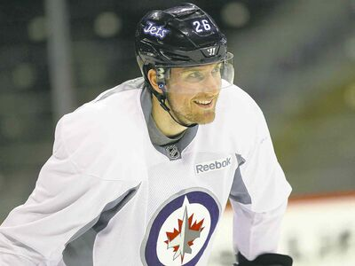 Jets star forward Blake Wheeler is bound for the Winter Olympics in Sochi, Russia, next month as a member of the U.S. hockey team.