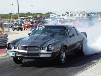 Interlake Dragway in Gimli is the place to be for drag-racing action. Check out www.interlakedragway.com for the complete racing schedule.