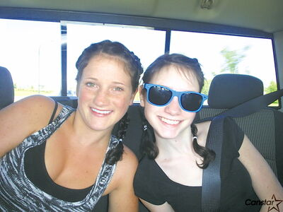 Chelsey (left) and Brittany Sommerfield are living with Friedreich's Ataxia.