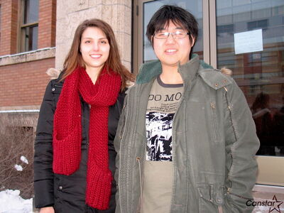 U of M alumni Ocean Nenadov and Garry Tang didn't expect to continue their class project after graduation.