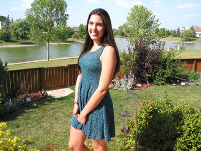 Island Lakes resident Katelynn Schettler, 17, will head to France on Aug. 22 to study her Grade 12 year courtesy of a scholarship from the Rotary Club of St. Boniface-St. Vital.