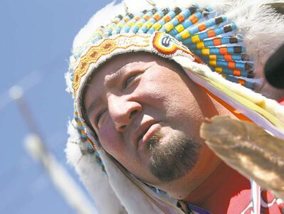 Derek Nepinak is running to reclaim his post as Assembly of Manitoba Chiefs Grand Chief.