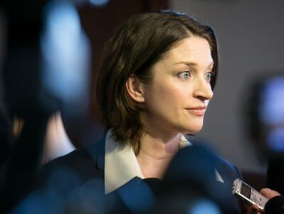 Health Minister Erin Selby: family doesn't accept apology