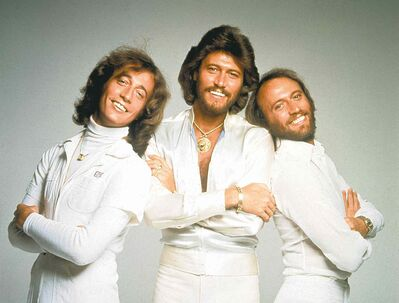 THE ASSOCIATED PRESS FILESThe Bee Gees