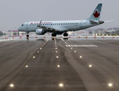 WAYNE GLOWACKI / WINNIPEG FREE PRESS FILES</p><p>The NDP hopes to be able to pressure the government to back down on plans to change the Air Canada Public Participation Act, which gives the airline all control over the kind and amount of maintenance work it keeps in Manitoba, Quebec and Ontario. </p>