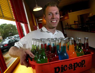 An old friend is returning home. Bart Hruda is bringing back Pic-a-Pop.