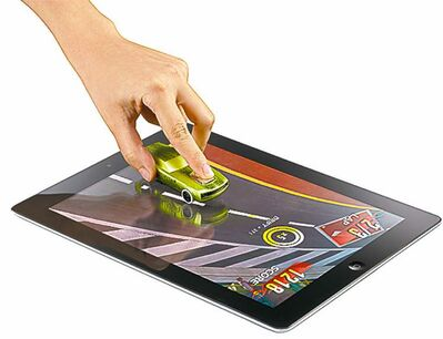 Apptivity Hot Wheels Game