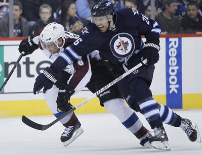 There is no better player in the Jets' lineup than Blake Wheeler, Gary Lawless writes.