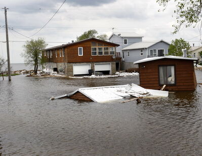 The 2011 flood left many homeowners along Lake Manitoba eligible for flood assistance from the province.