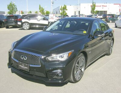 The response to the 2014 Infiniti Q50 has been phenomenal at Birchwood Nissan Infiniti. The Q50 is longer, lower and wider than its predecessor, the G sedan.