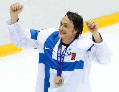 Teemu Selanne should be canonized for his on-ice miracles.