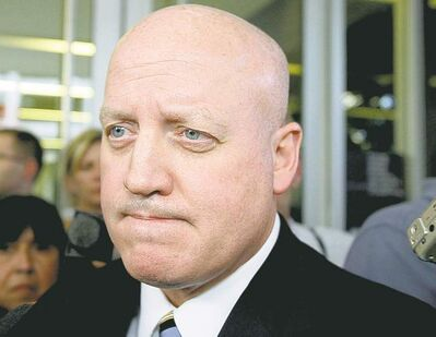 NHL deputy commissioner Bill Daly