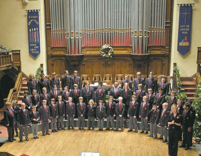 The Winnipeg Boys' Choir performs two concerts each year and also appears at Winnipeg's Choral Fest and the Winnipeg Music Festival.