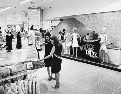 �Mod� ruled the women�s fashion aisles in 1967.
