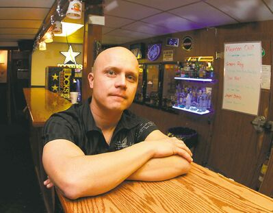 Notre Dame Hotel owner Angelo Mondragon has organized the Rural Hotel Association in an effort to save the struggling beverage room.
