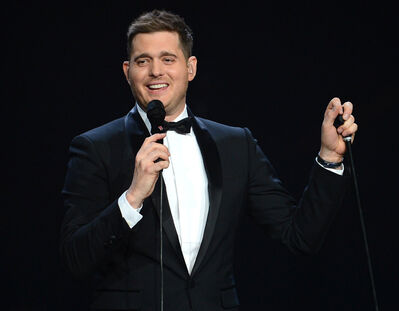 The crowd-pleasing song stylist Michael Bublé will play the MTS Centre in support of his sixth studio album.