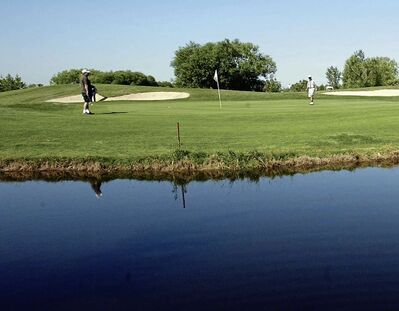 Transcona Golf Club pro Steve Witiuk says the club's course is begin to green up nicely, even as golfers must adhere to the most recent public health regulations.