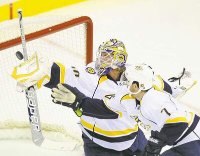 Former Nashville Predators goalie Anders Lindback could be the No. 1 goaltender the Tampa Bay Lightning covet.