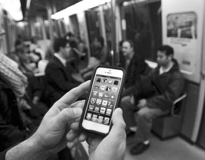 Ubiquitous technology mean everyone�s under surveillance, even in mundane activities such as commuting to work.