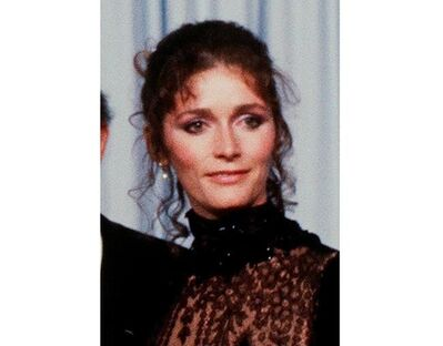 "FILE- This 1981 file photo shows actress Margot Kidder. Kidder, who starred as Lois Lane in the ""Superman"" film franchise of the late 1970s and early 1980s, has died. Franzen-Davis Funeral Home in Livingston, Montana posted a notice on its website saying Kidder died Sunday, May 13, 2918, at her home there. She was 69. (AP Photo, File)"