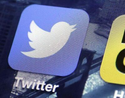 RICHARD DREW / THE ASSOCIATED PRESS FILES</p><p>Much of the news about U.S. President Donald Trump is focused on his use of Twitter.</p>