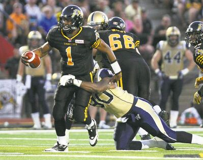 Aaron Lynett / the canadian press