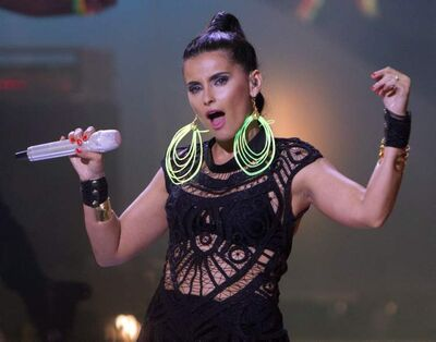 Nelly Furtado will bring her Canadian tour to Winnipeg in the new year.