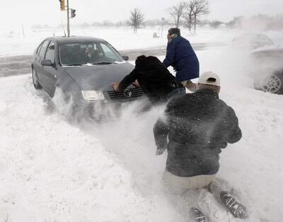 Break out your shovels, and allow for more time when driving this weekend. Heavy snowfall is in the forecast.