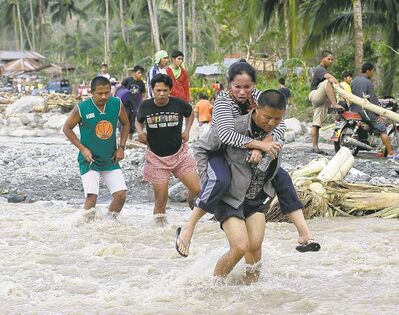 Bullit Marquez / The Associated Press