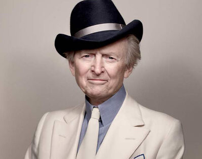 Tom Wolfe returns to fiction with his fourth novel, Back to Blood, his first book in eight years.