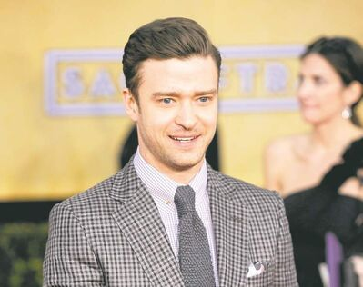 Chris Pizzello / the associated pressJustin Timberlake will perform at the Grammy Awards in February.