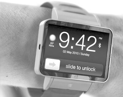 At least 100 Apple employees are rumoured to be working on the mythical iWatch.