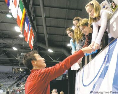 JACQUES BOISSINOT / THE CANADIAN PRESS ARCHIVES