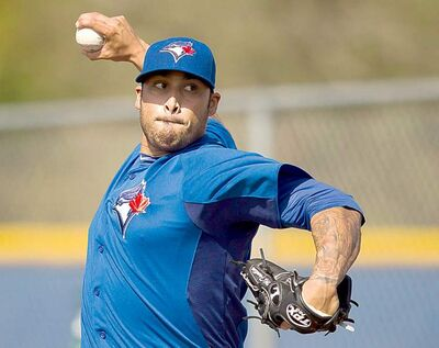 Blue Jays� new closer Sergio Santos should give Toronto a fighting chance if it�s close in the late innings.