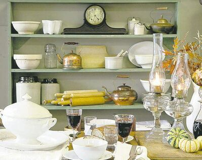 Rich Sugg / MCTA range of Downton Abbey products � all tasteful, of course � will be available  for the public to purchase within the next few months.