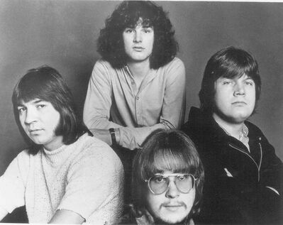 The Guess Who circa spring 1970