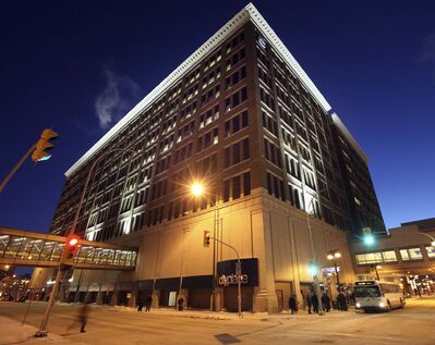 Phil Hossack / Winnipeg Free Press Files</p><p>MPI is moving over a 100 staff from its CityPlace headquarters to its other Winnipeg offices.</p>