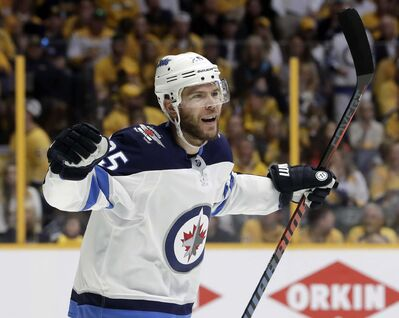 THE ASSOCIATED PRESS FILES</p><p>Paul Stastny has signed a three-year contract with the Vegas Golden Knights, with an average annual value of $6.5 million. </p>