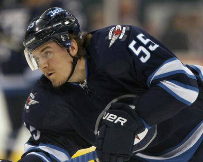 Mark Scheifele knows gaining his coach's trust in every aspect of his play is critical to his development.