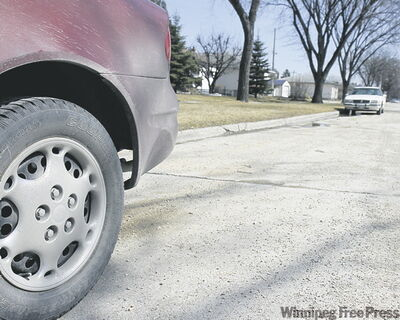 With spring weather finallyarriving in Winnipeg,streets are getting a much-needed cleanup. Many roads are littered with gravel and other debris that have accumulated over the winter.
