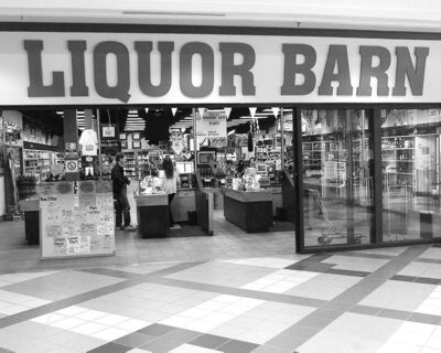 A private liquor store in a Calgary shopping centre.