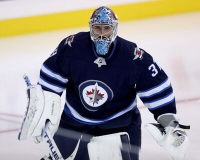 Winnipeg Jets' goaltender Connor Hellebuyck tied an NHL record for home wins by a goaltender last season and the team will be looking to him to be just as dominant again this year.