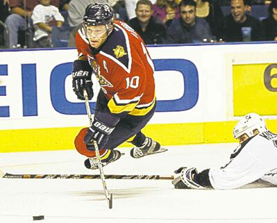Who is this player and what is his significance to the WJHC?