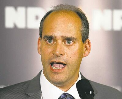 JACQUES BOISSINOT / THE CANADIAN PRESS ARCHIVESNDP MP Guy Caron wants the RCMP to determine if the budget leak was �potentially criminal.�