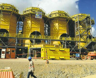 Manuel Diaz / The Associated Press archivesPueblo Viejo Dominicana Corp., the company operating the mine, is 60 per cent owned by Barrick and 40 per cent by Goldcorp.